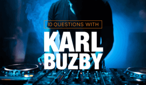 10 Questions with Karl Buzby